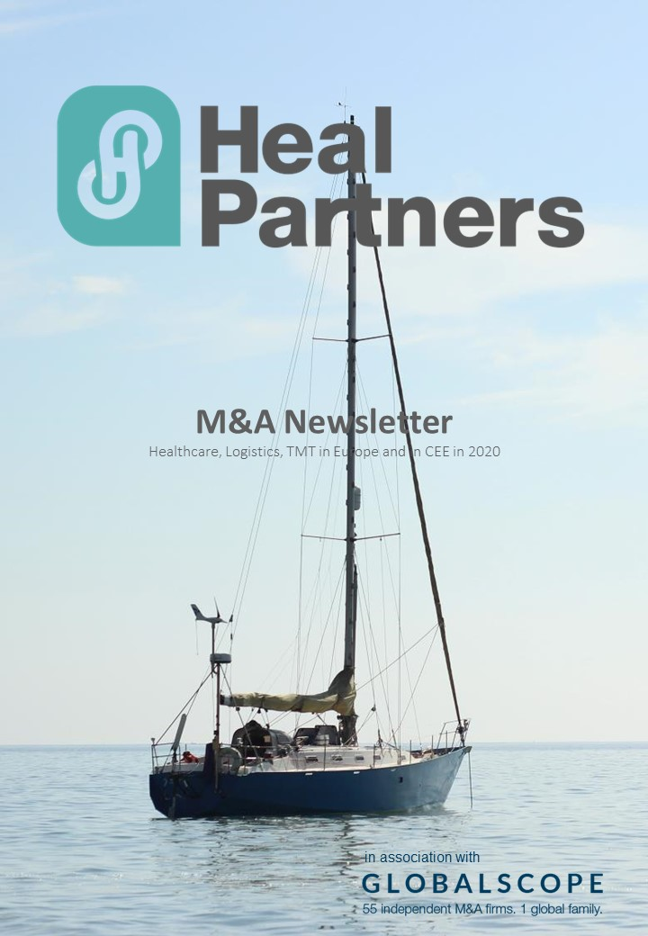 Heal Partner European MA report 2020 H1 Cover